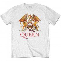 Queen - Classic Crest póló