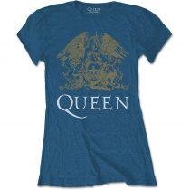 Queen - Crest női póló