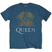 Queen - Blue Crest póló