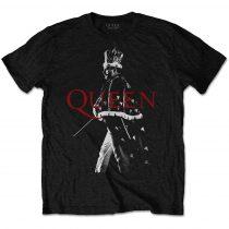 Queen - Freddie Crown póló