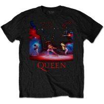 Queen - Live Shot Spotlight póló