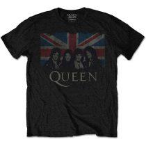 Queen - Union Jack póló