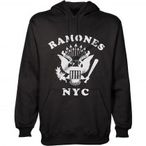 Ramones - Retro Eagle New York City pulóver