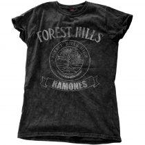 Ramones - Forest Hills Vintage női póló