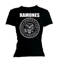 Ramones - Seal női póló
