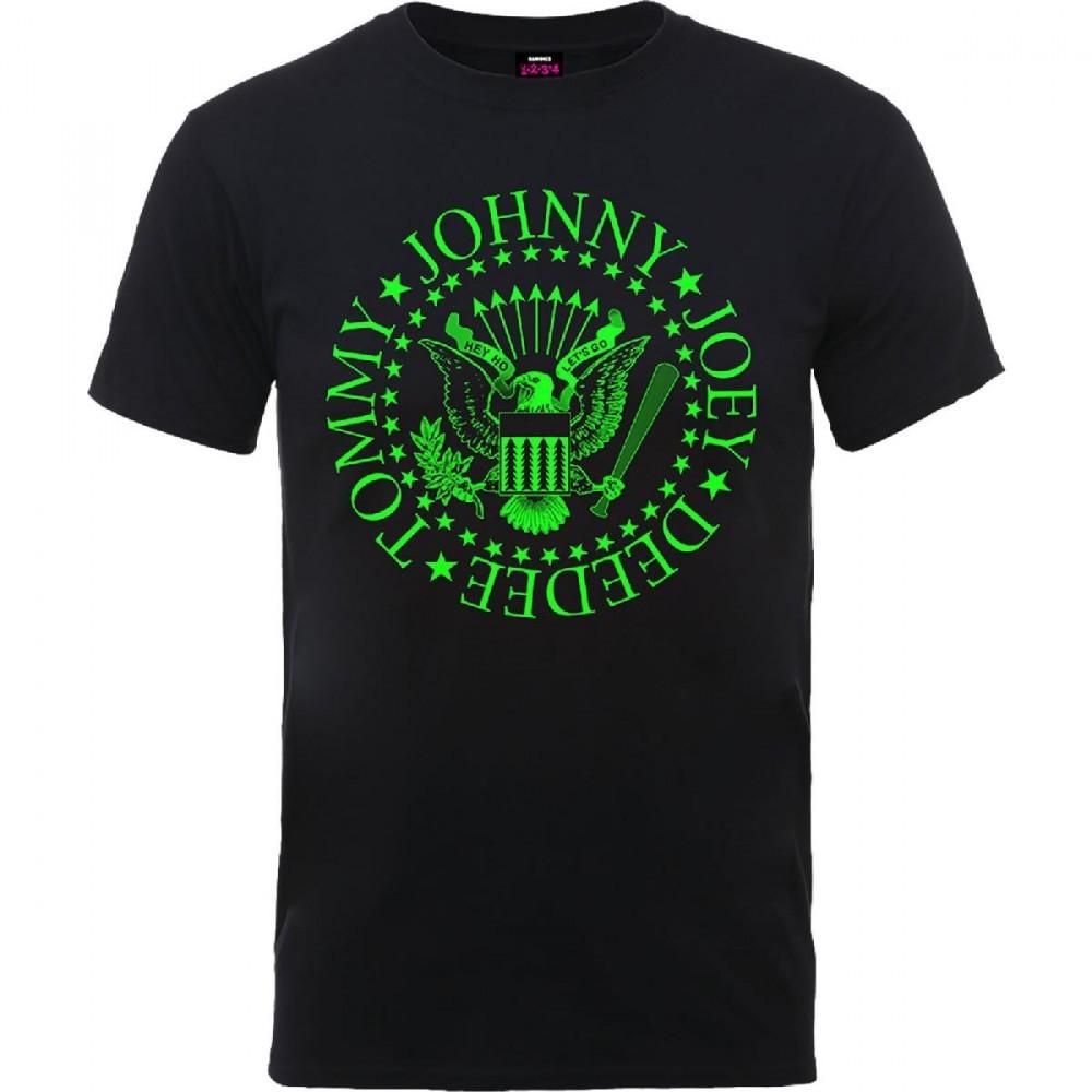 859d0eaea5 Ramones - Green Seal póló - RockStore.hu - Rockzenei kiadványok ...