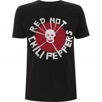 Red Hot Chili Peppers - Flea Skull póló