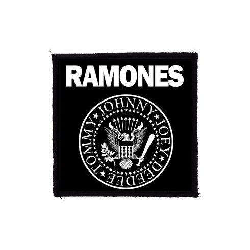 Ramones - Logo felvarró