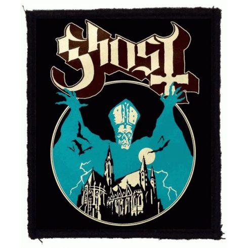 Ghost - Opus Eponymous felvarró
