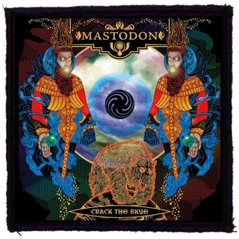 Mastodon - Crack The Skye felvarró