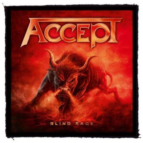 Accept - Blind Rage felvarró