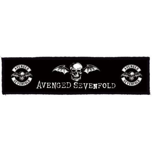 Avenged Sevenfold -  Logo felvarró