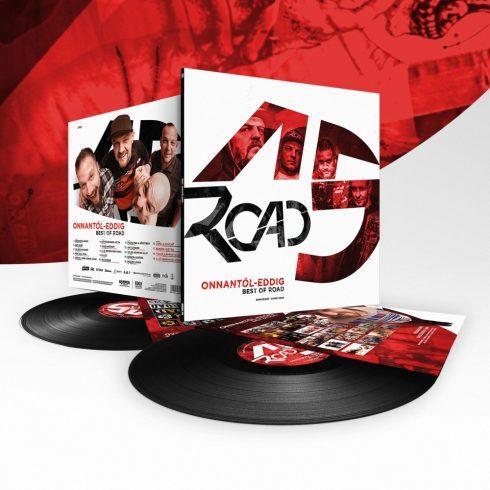 Road - Onnantól-Eddig limitált dupla LP