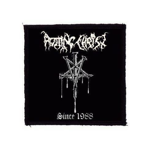 Rotting Christ - Since 1988 felvarró