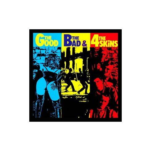 4 Skins - The Good felvarró