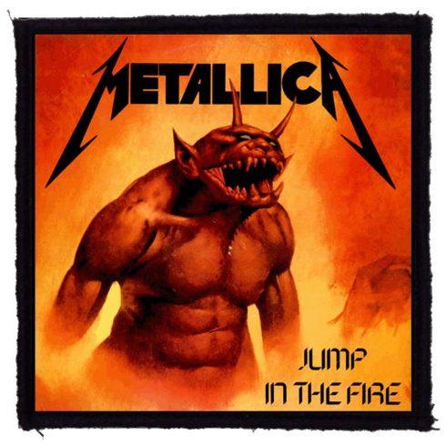 Metallica - Jump felvarró