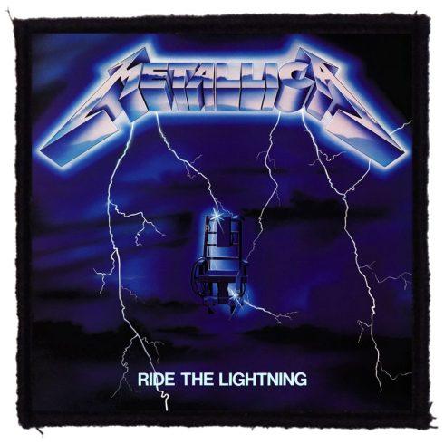 Metallica - Ride felvarró