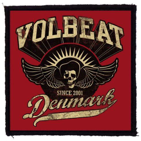 Volbeat - Denmark felvarró