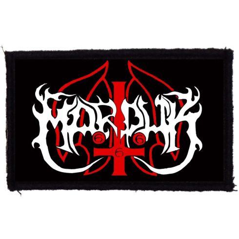 Marduk - Logo felvarró