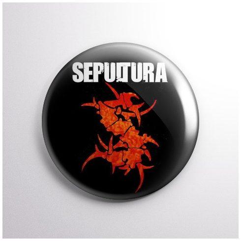 Sepultura kitűző