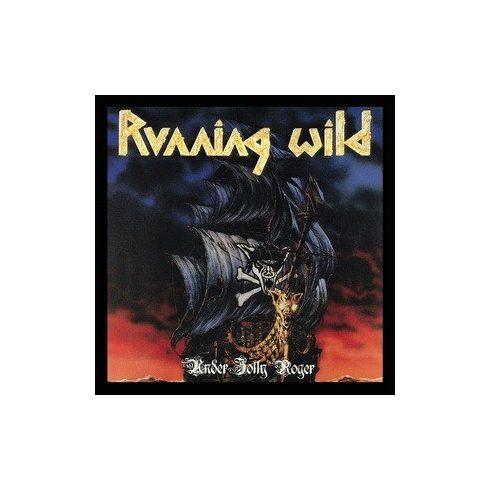 Running Wild - Under Jolly Roger felvarró