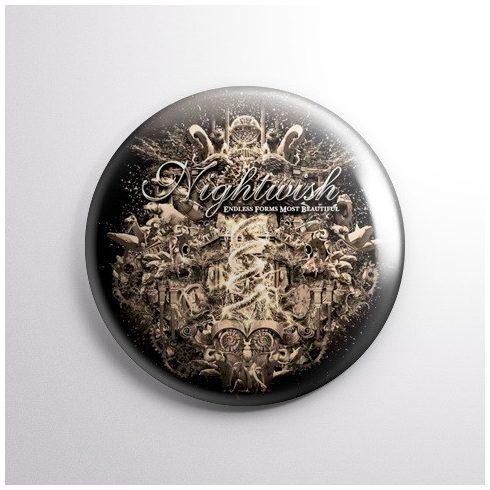 Nightwish - Endless kitűző
