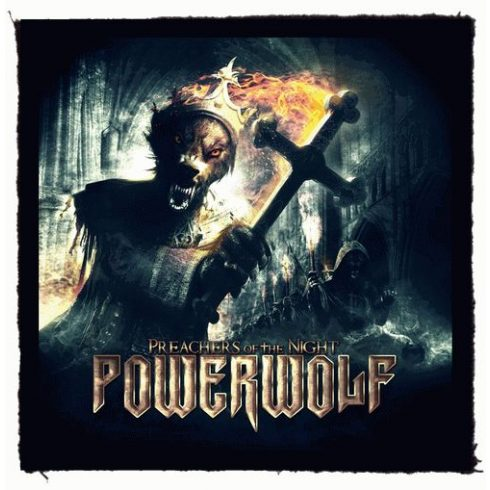 Powerwolf - Preachers felvarró