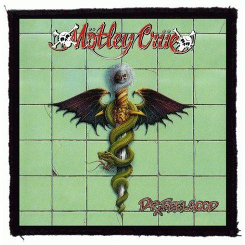 Mötley Crüe - Dr Feelgood felvarró