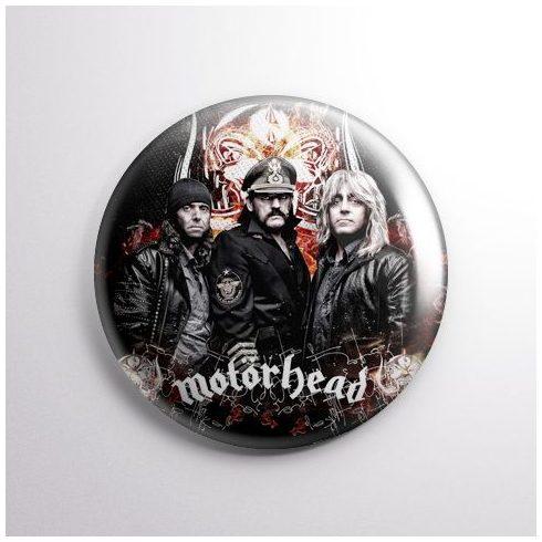 Motörhead - Band kitűző