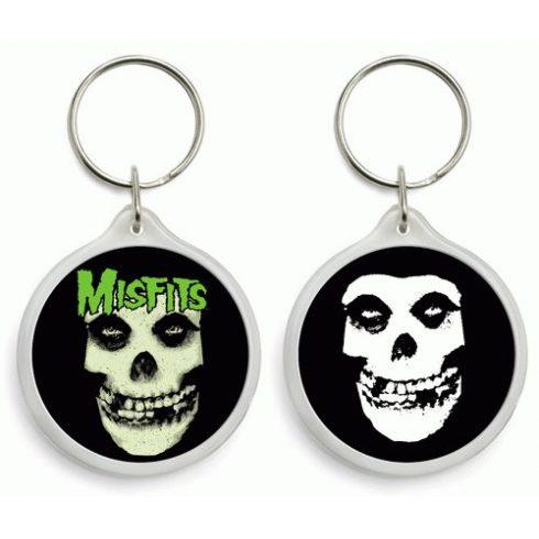Misfits - Skull kulcstartó