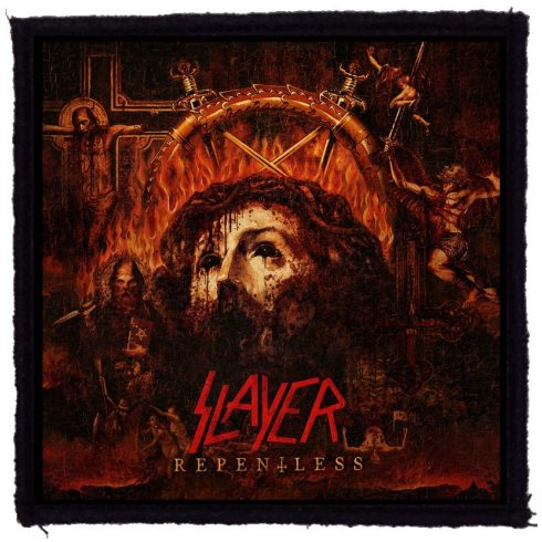 Slayer - Repentless felvarró