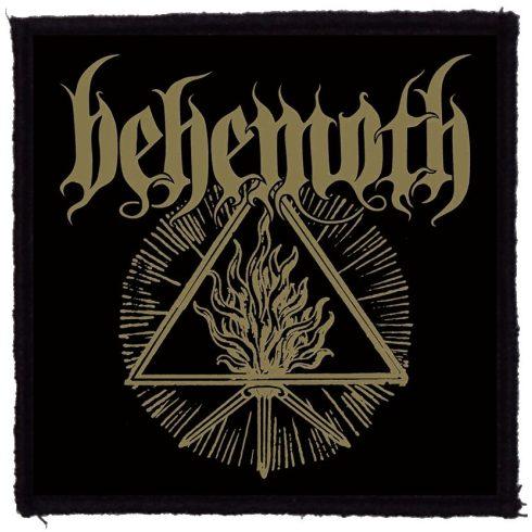Behemoth - Unholy Trinity felvarró