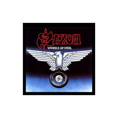 Saxon - Wheels of Steel felvarró