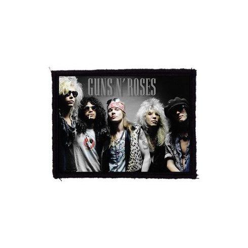 Guns N Roses - Band felvarró