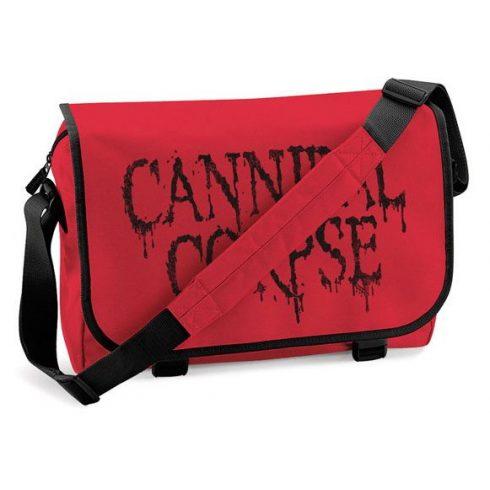 Cannibal Corpse - Logo táska