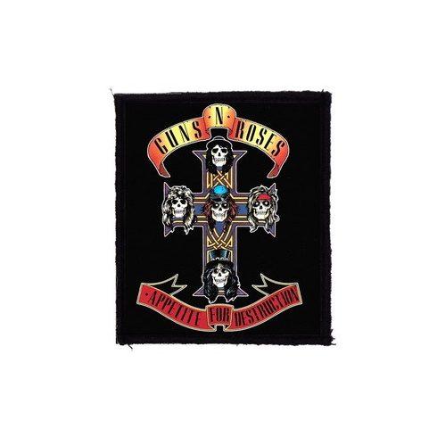 Guns N Roses - Appetite felvarró