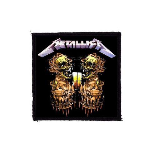 Metallica - Sanitarium felvarró