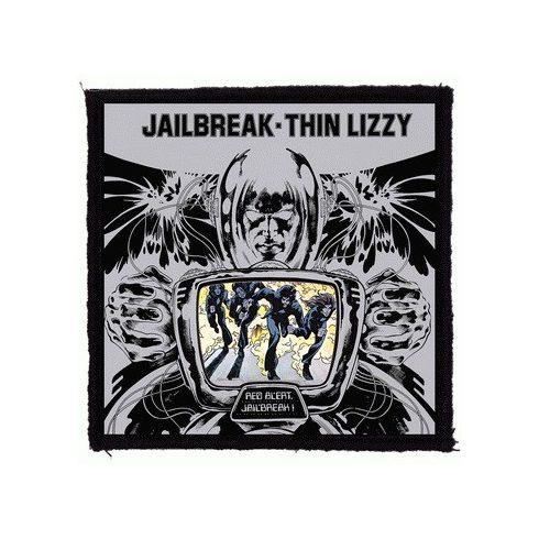 Thin Lizzy - Jailbreak felvarró