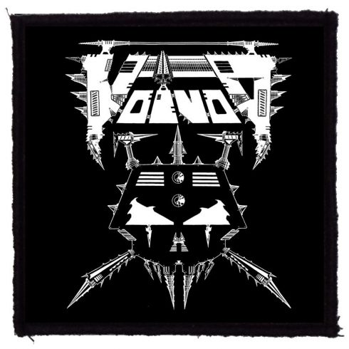 Voivod - Logo felvarró