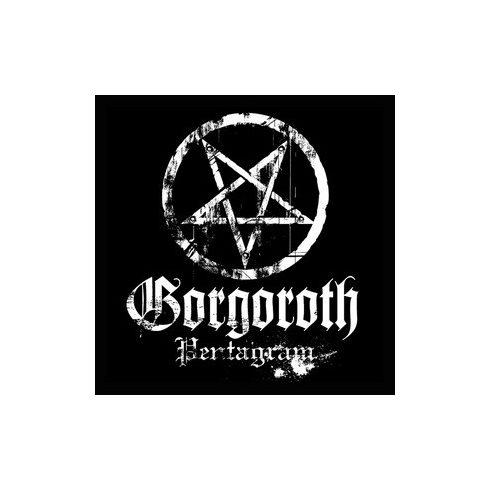 Gorgoroth - Pentagram felvarró