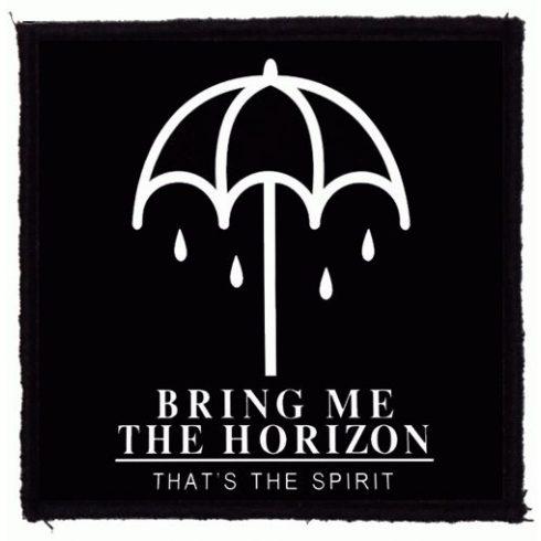 Bring Me The Horizon - That's The Spirit felvarró