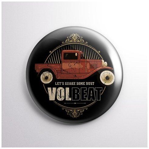 Volbeat - Car kitűző