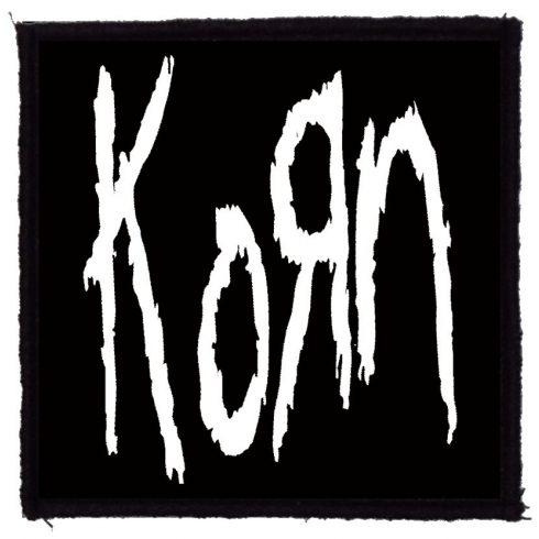 Korn - Logo felvarró