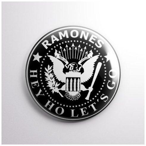 Ramones - Logo kitűző