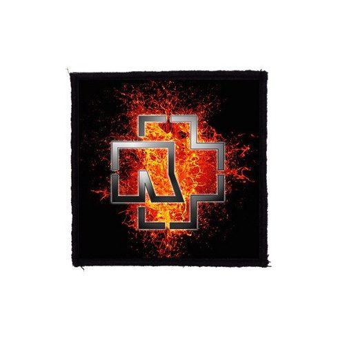 Rammstein - Lava felvarró