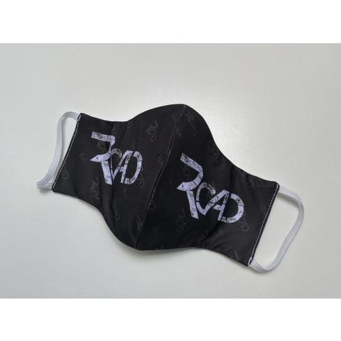 Road - Logo fekete maszk