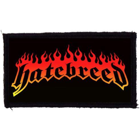 Hatebreed - Logo felvarró