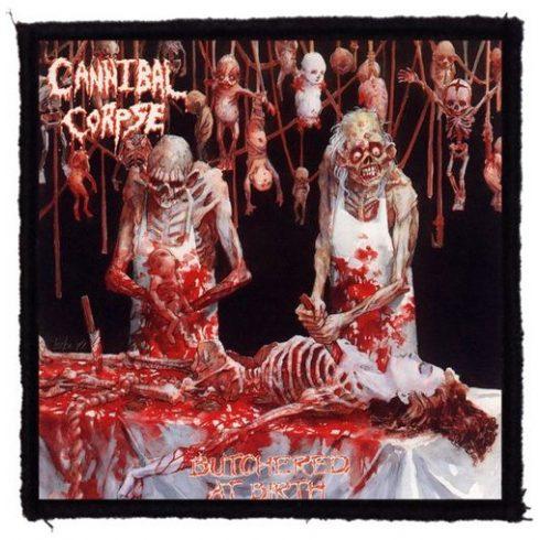 Cannibal Corpse - Butchered felvarró