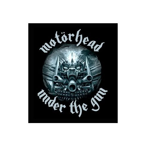 Motorhead - Under the Gun felvarró