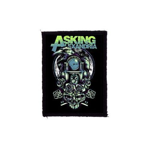 Asking Alexandria - Crow Time felvarró
